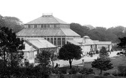 Glasgow, Botanic Gardens 1897