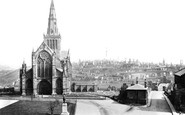 Glasgow, Cathedral And Necropolis 1890