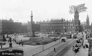 Photo of Glasgow, George Square 1897