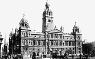 Glasgow, Municipal Buildings 1897