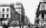 Glasgow, Renfield Street 1897