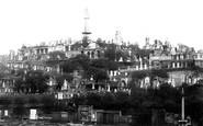 Glasgow, The Necropolis 1897