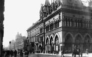 Glasgow, The Stock Exchange 1897