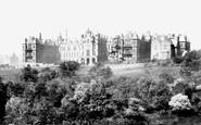 Glasgow, The Western Infirmary 1897