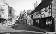 Godalming, Church Street c1965