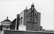 Photo of Goldthorpe, Catholic Church c1965