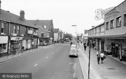 Goldthorpe, Doncaster Road c1965