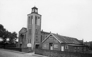 Photo of Goldthorpe, St John and St Mary Magdalene Church c1965