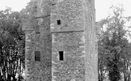 Gordon, Greenknowe Tower 1956