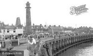 Gorleston, Brush Quay c.1955