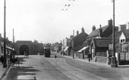 Gorleston, High Street 1908
