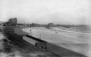 Gorleston, Seafront 1903