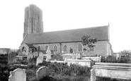 Gorleston, St Andrew's Church 1891