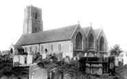 Gorleston, St Andrew's Church 1896