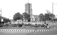Gorleston, St Andrew's Church c.1965