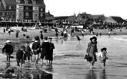 Gorleston, The Beach 1908