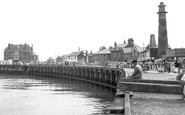 Gorleston, The Quay c.1955