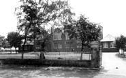 Gowerton, the Boy's Grammar School c1955