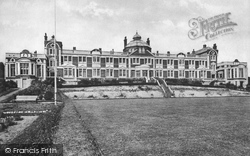 Grange-Over-Sands, Club Union Home c1916