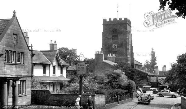 Grappenhall, The Village 1953