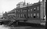 Gravesend, British Sailors Society Home c.1950