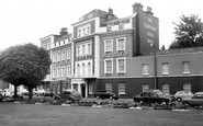 Gravesend, Clarendon Royal Hotel c1965