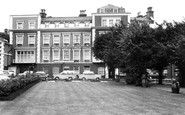 Gravesend, Clarendon Royal Hotel c.1965