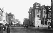 Gravesend, King Street 1902
