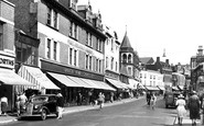 Gravesend, New Road c.1955
