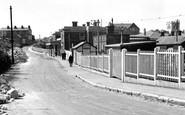 Gravesend, Railway Station c.1950