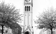 Gravesend, The Clock Tower c.1955