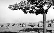 Gravesend, The Promenade c.1955