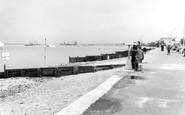 Gravesend, The Promenade c.1965