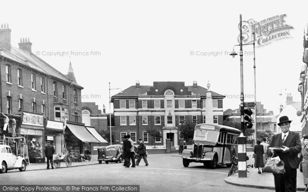 Photo of Grays, the High Street c1955