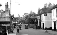 Great Bookham, High Street c1955
