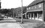 Great Bookham, Lower Shott c1955