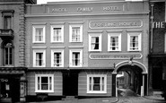 Guildford, Angel Hotel 1925