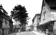 Guildford, Quarry Street 1904