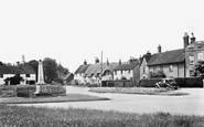 Haddenham, Church End Green 1951