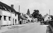 Haddenham, Churchway c.1955