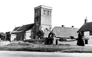 Haddenham, St Mary's Church c.1960