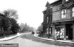 Hale, Broomfield Lane 1913