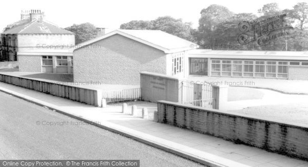 Halifax, Holy Trinity School c.1965