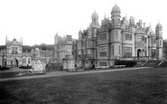 Example photo of Harlaxton