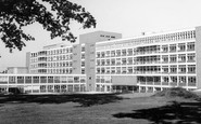 Harlow, Princess Alexandra Hospital c1965