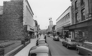 Harrogate, Cambridge Street c.1965