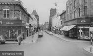 Harrogate, Cambridge Street c.1965