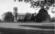 Harrogate, Christ Church c.1957