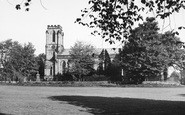 Harrogate, Christ Church c.1960