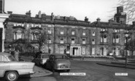 Harrogate, Crown Hotel c.1965